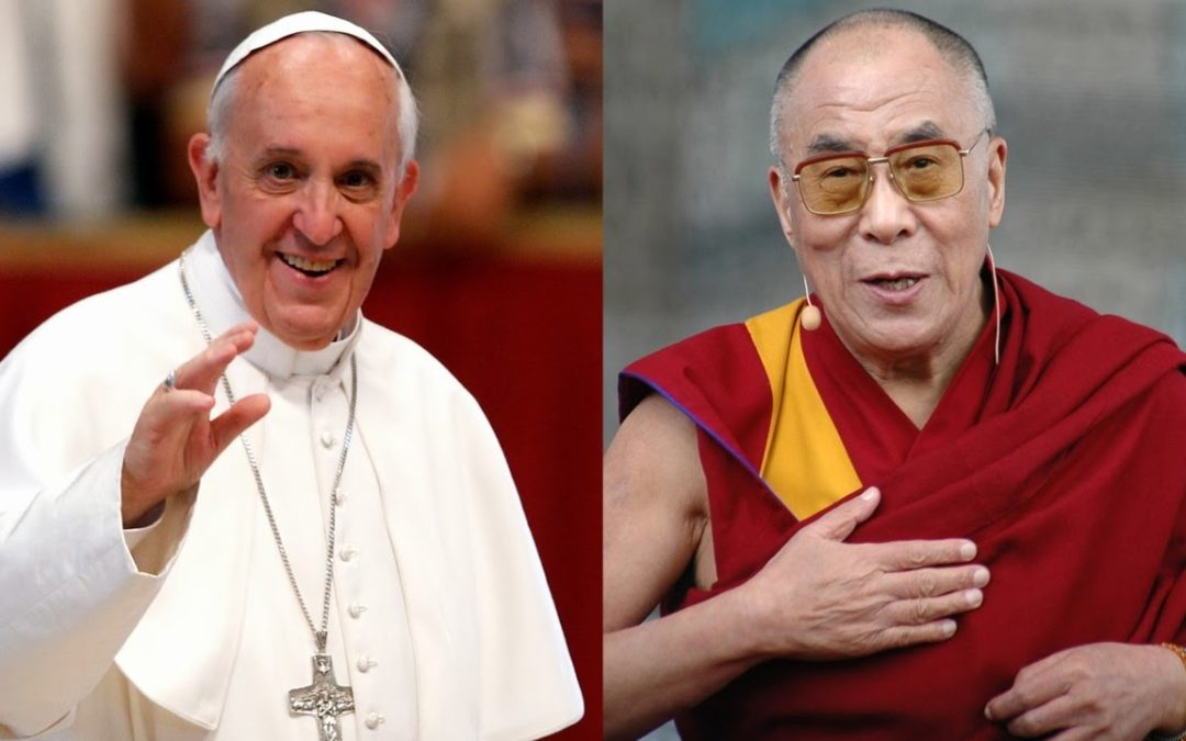 Top 5 most influential spiritual leaders